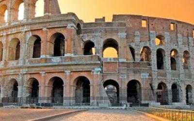 Foi et lumière en pélerinage à Rome