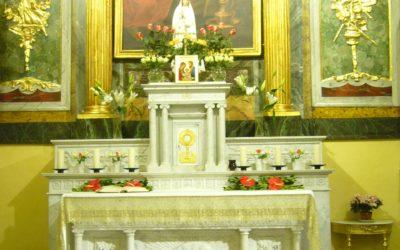 La Chapelle du Saint Sacrement