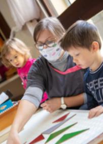 L'école Montessori à Romans sur Isère